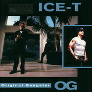 Ice-T - O.G. Original Gangster Black Vinyl Edition