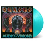 Kansas - Audio-Visions Coloured Vinyl Edition
