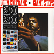 John Coltrane - Giant Steps Blue Vinyl Edition