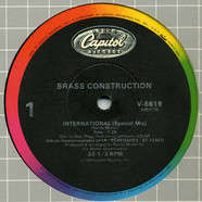 Brass Construction - International