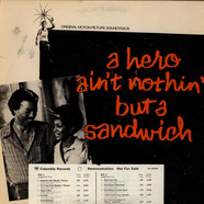 Hubert Laws Group - OST A Hero Ain't Nothin' But A Sandwich