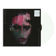Marilyn Manson - We Are Chaos Translucent White Vinyl Edition W/ Painting By Marilyn Manson