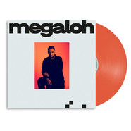 Megaloh - Hotbox EP HHV Exclusive Orange Vinyl Edition