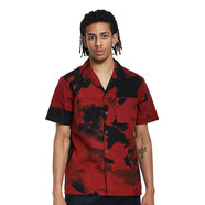 Fred Perry x Charlie Casely-Hayford - Printed Rever Collar Shirt