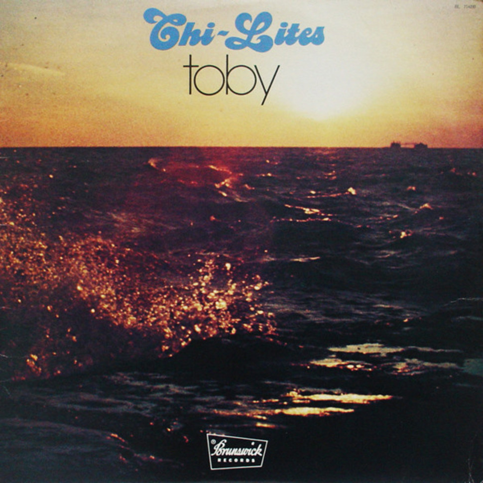 Chi-Lites, The - Toby