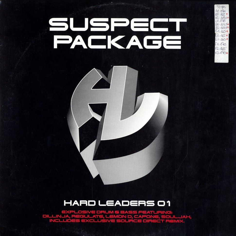 V.A. - Suspect package - hard leaders 01