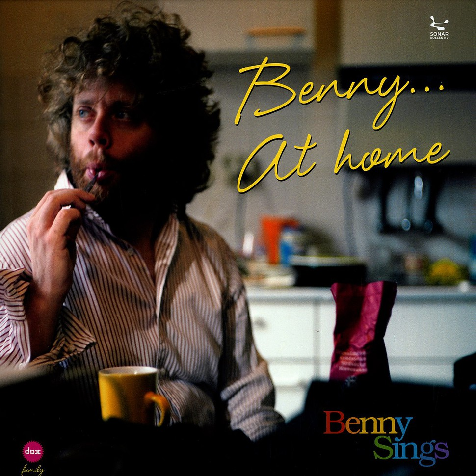 Benny Sings - Benny ... at home