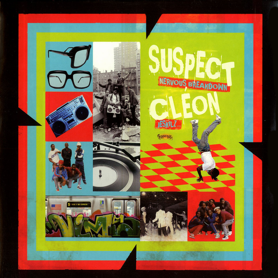 Suspect / Cleon - Nervous breakdown / jeskilz ...