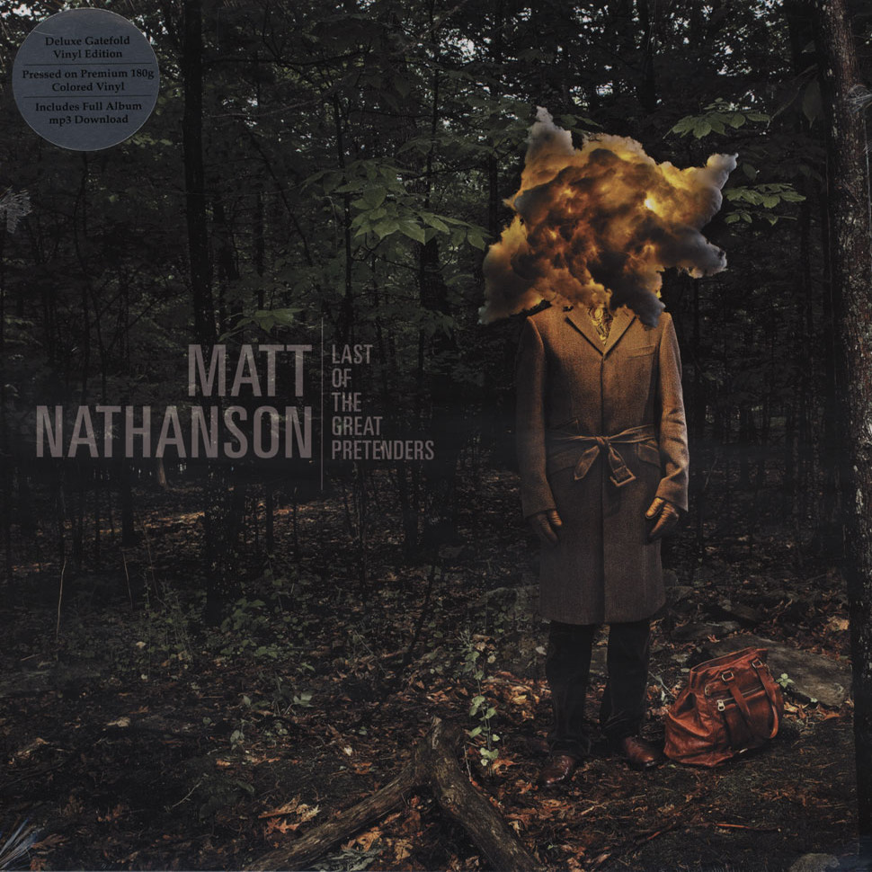 Matt Nathanson - Last Of The Great Pretenders Colored Vinyl Edition