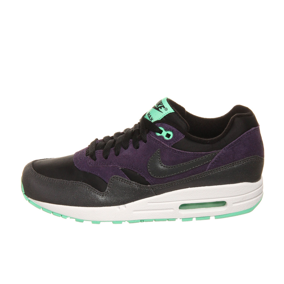Nike WMNS Air Max 1 Essential Black Anthracite Purple