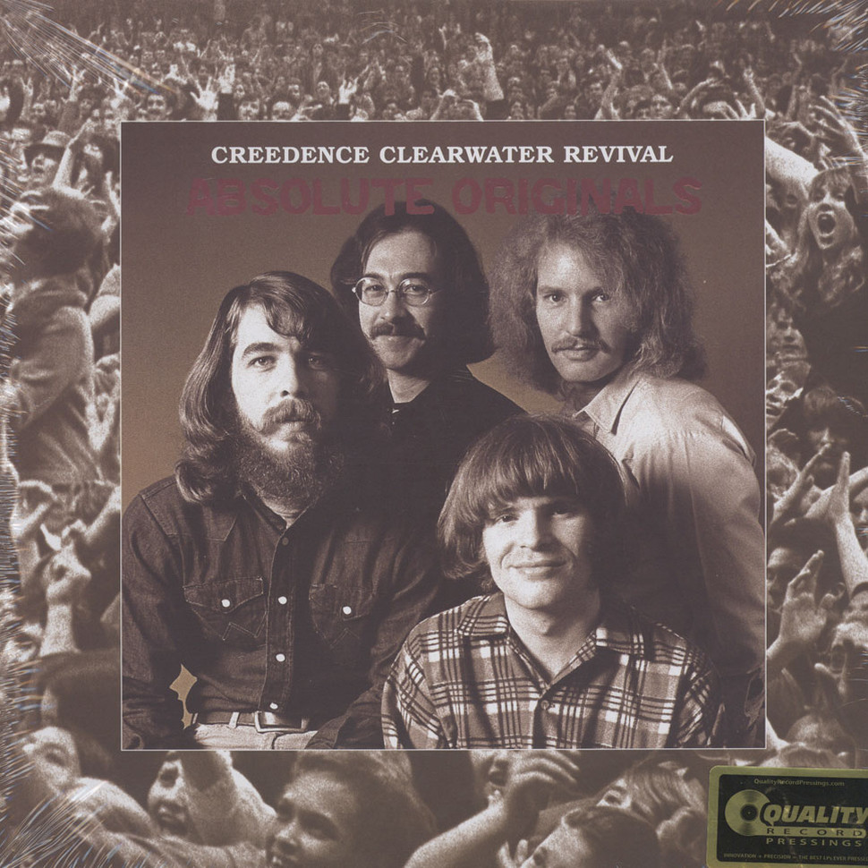 Creedence Clearwater Revival - The CCR Box Set Absolute Originals