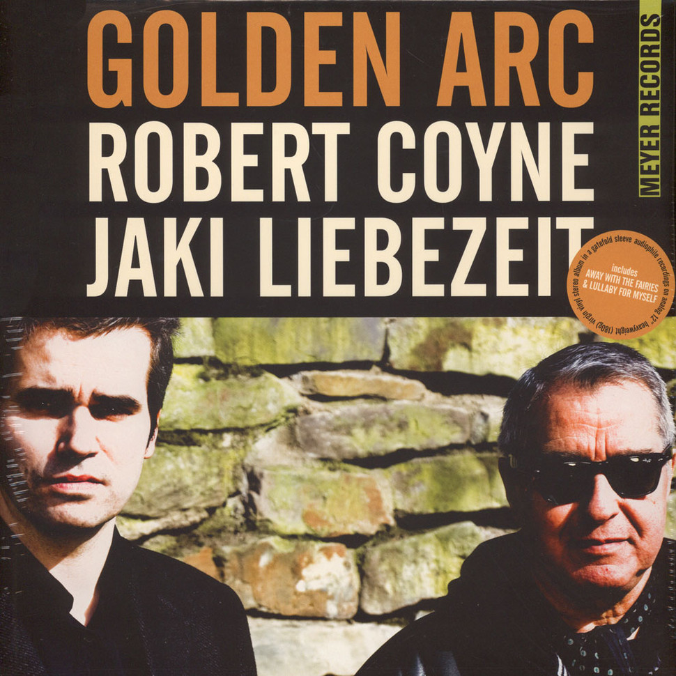 Robert Coyne with Jaki Liebezeit - Golden Arc