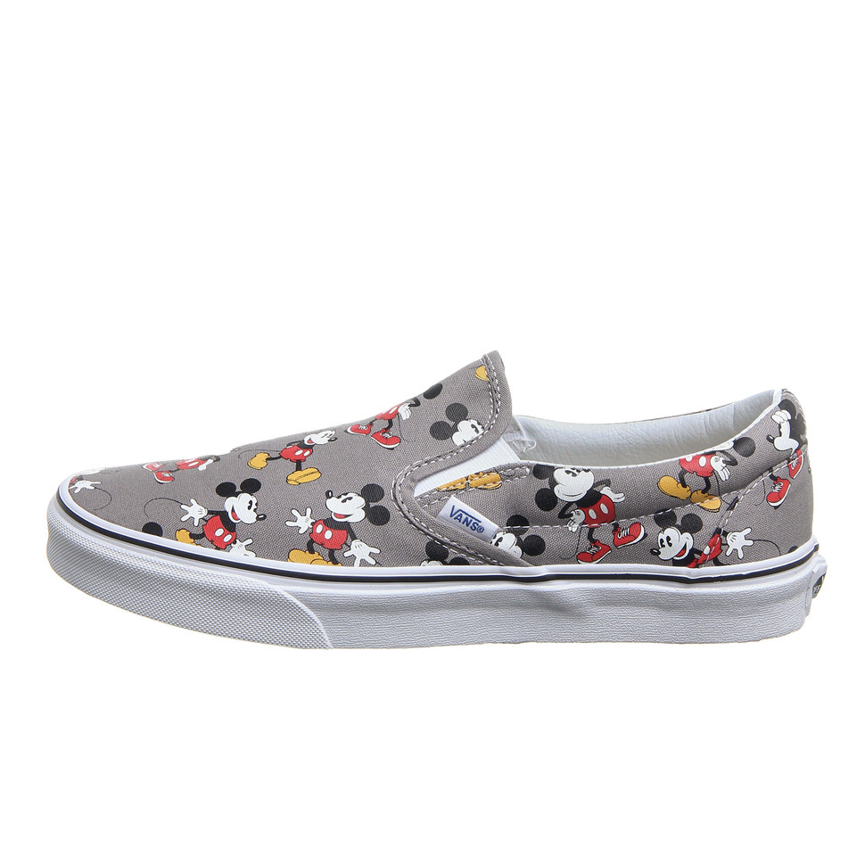 Vans x Disney Classic Slip On Mickey Mouse US 5, EU 36.5, UK 4, 23cm