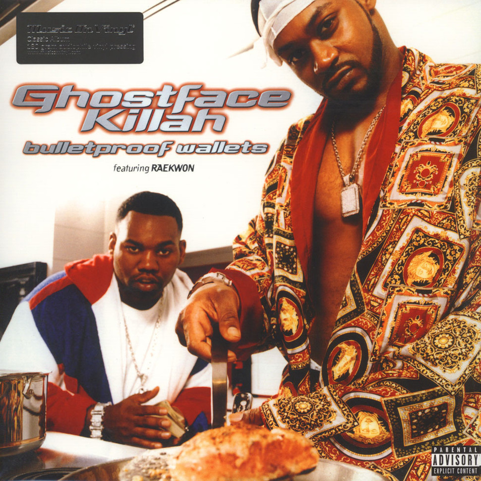 Ghostface Killah & Raekwon - Bulletproof Wallets