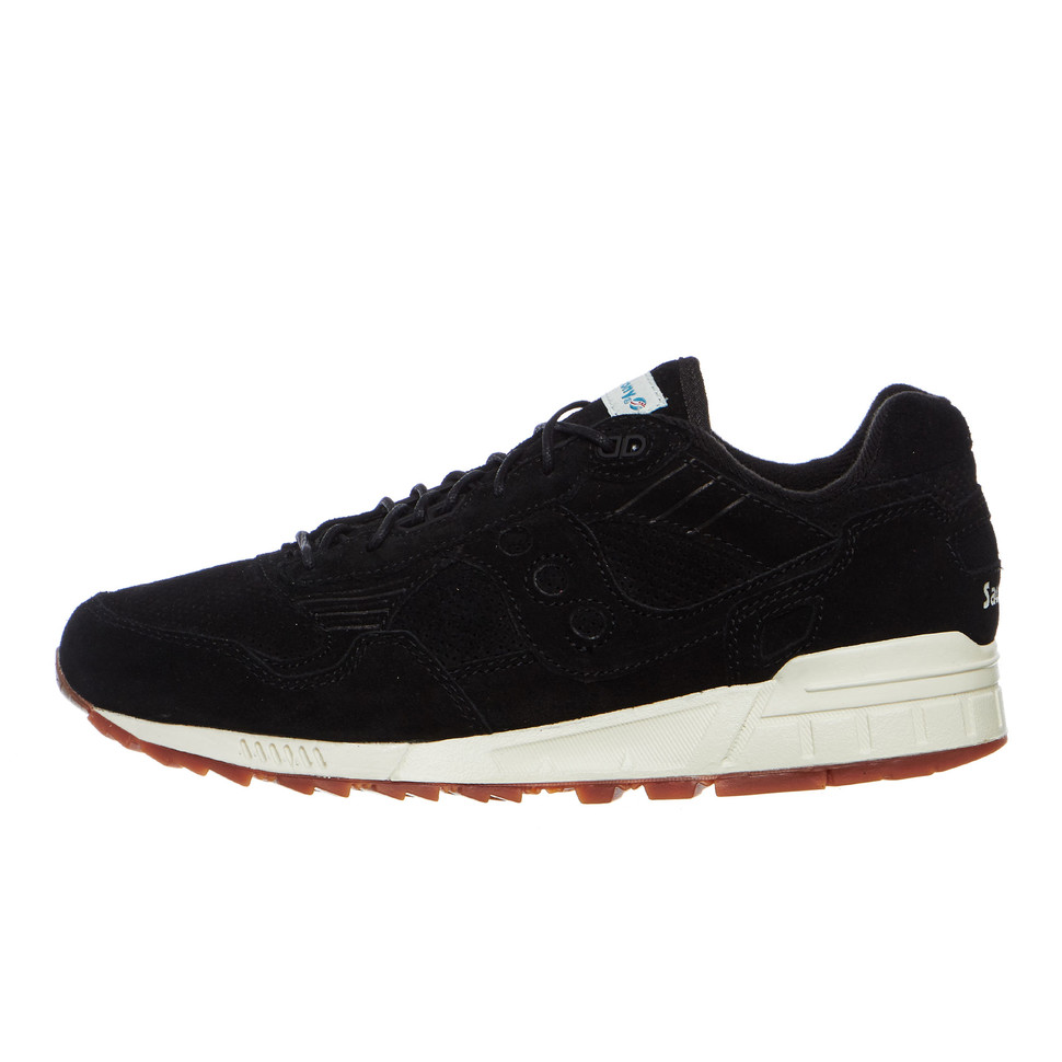 Saucony Shadow 5000 Black Mens Comfort Fashion Sneakers Shoes Size  S70301-4