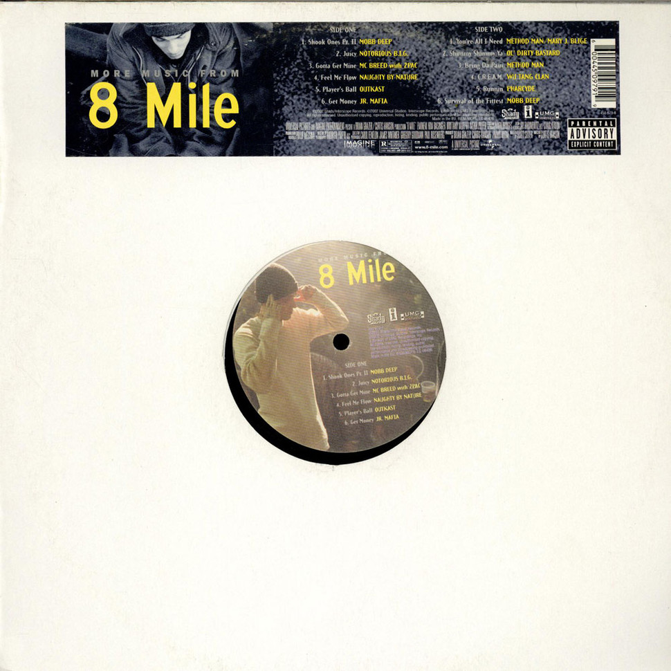 V.A. - More Music From 8 Mile