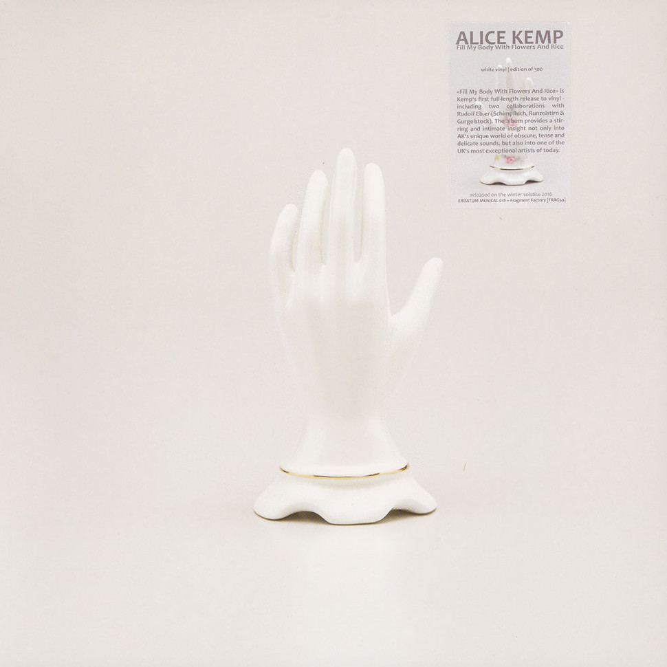 Alice Kemp - Fill My Body With Flowers And Rice