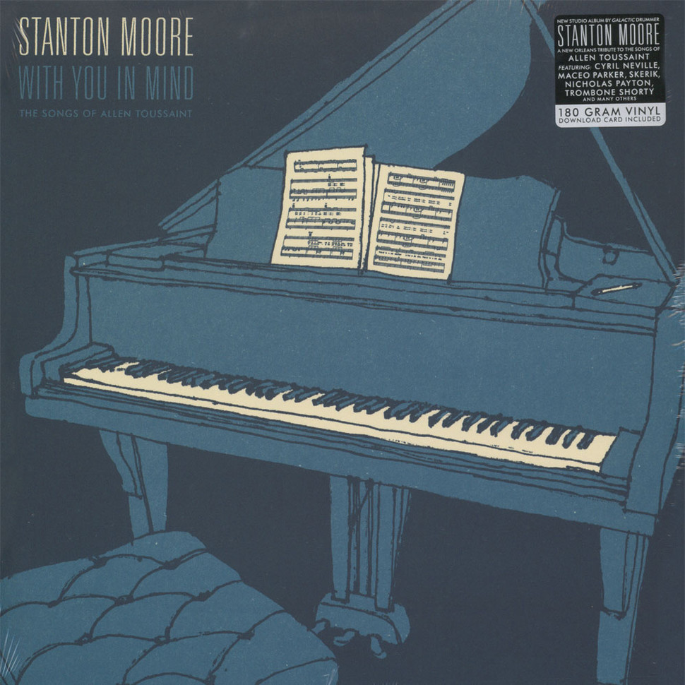 Stanton Moore - With You In Mind