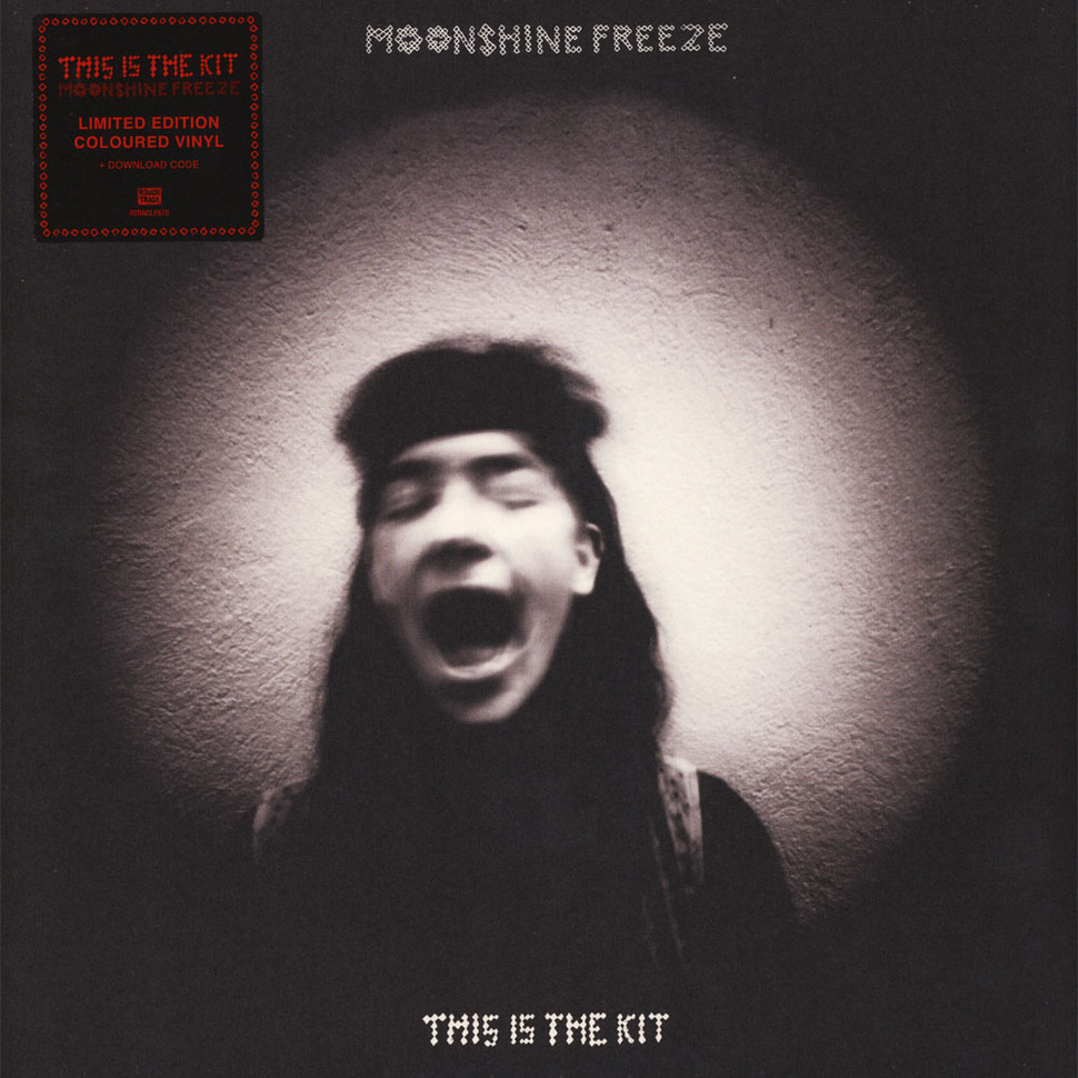 This Is The Kit - Moonshine Freeze Colored Vinyl Edition
