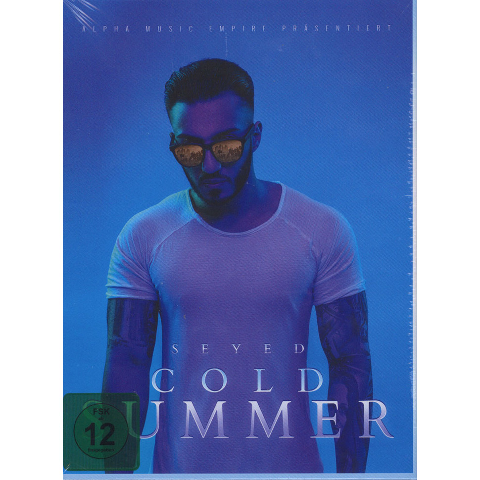 Seyed - Cold Summer Deluxe edition