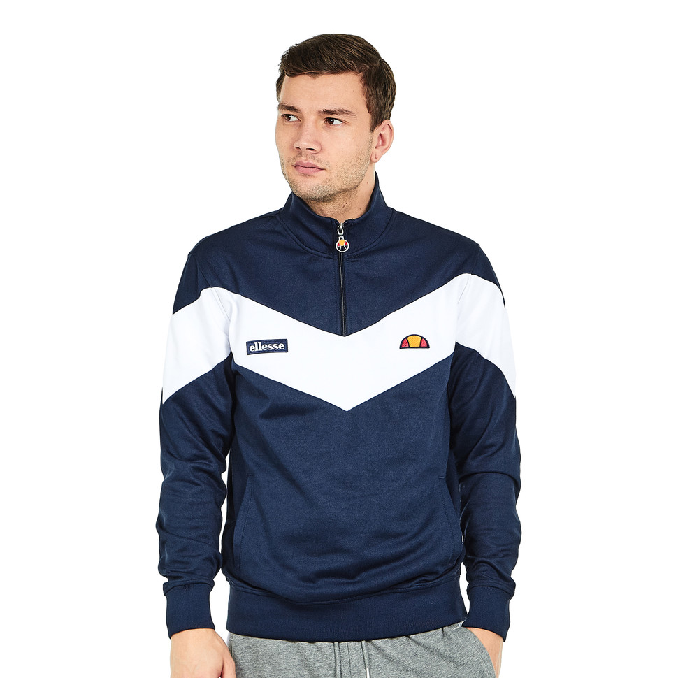 ellesse - Arrow 1/2 Zip Track Top