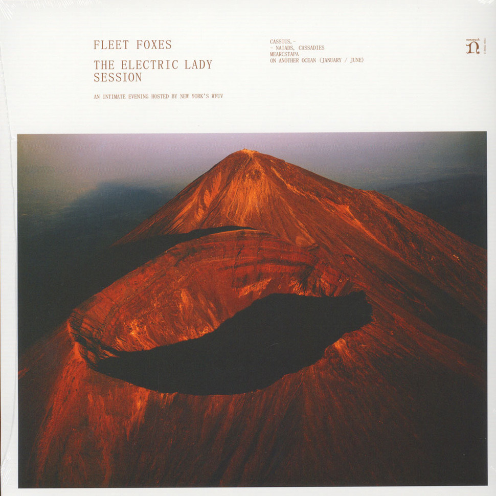 Fleet Foxes - The Electric Lady Session