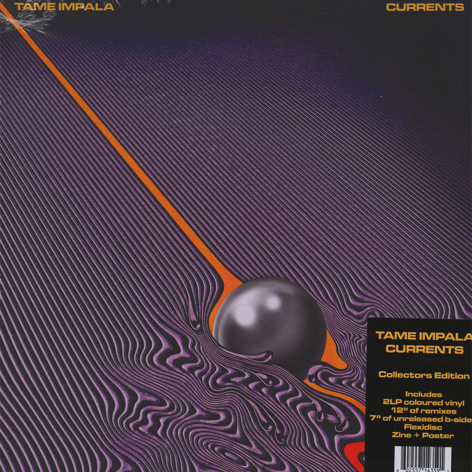 Tame Impala - Currents Collector's Edition