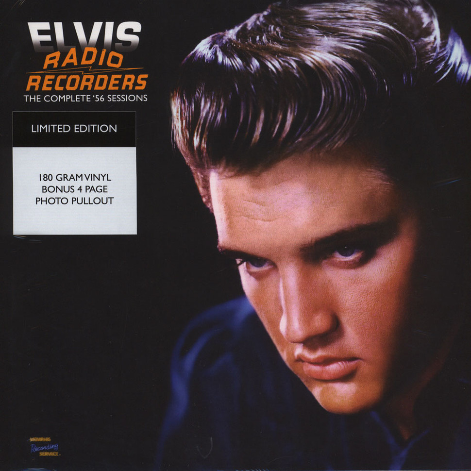 Elvis Presley - Radio Records - The Complete Sessions