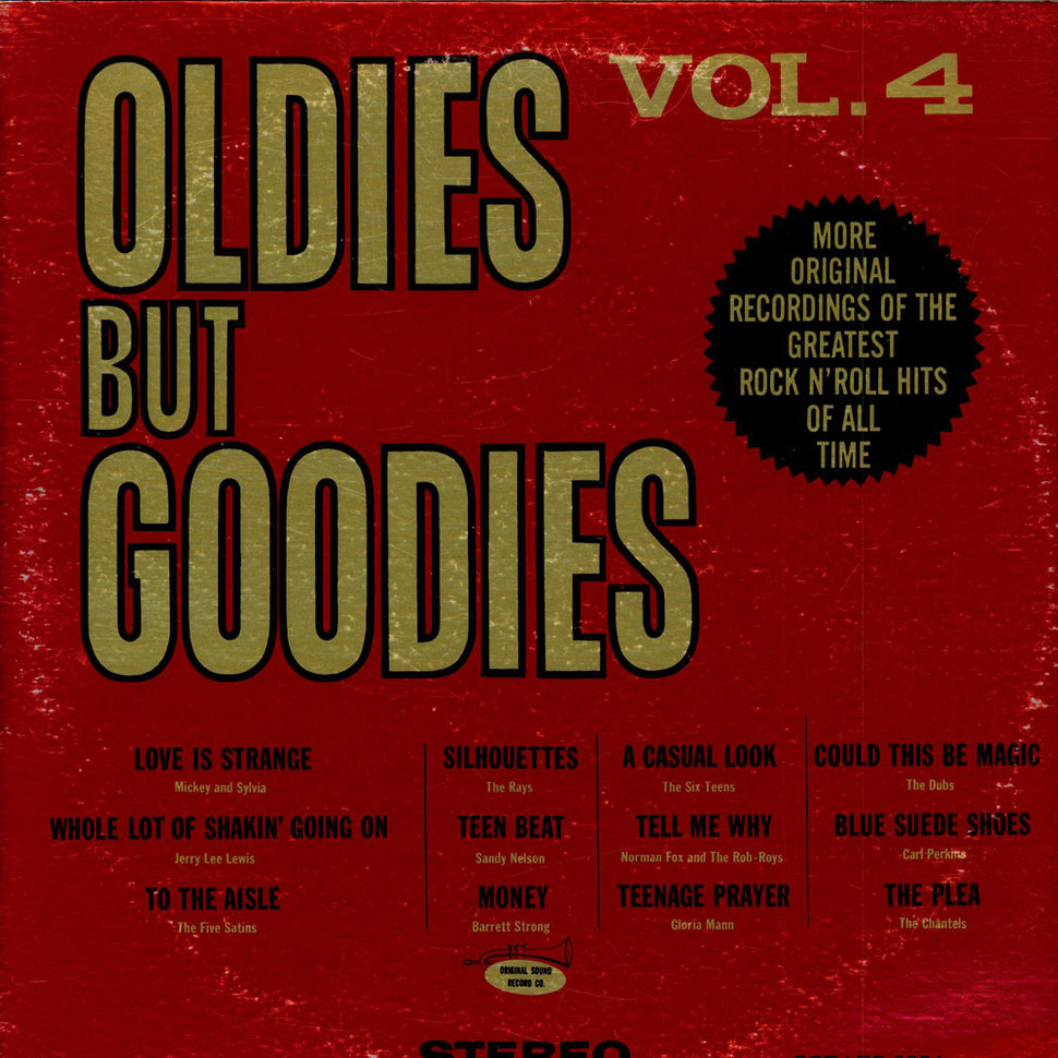 V A  - Oldies But Goodies Vol  4