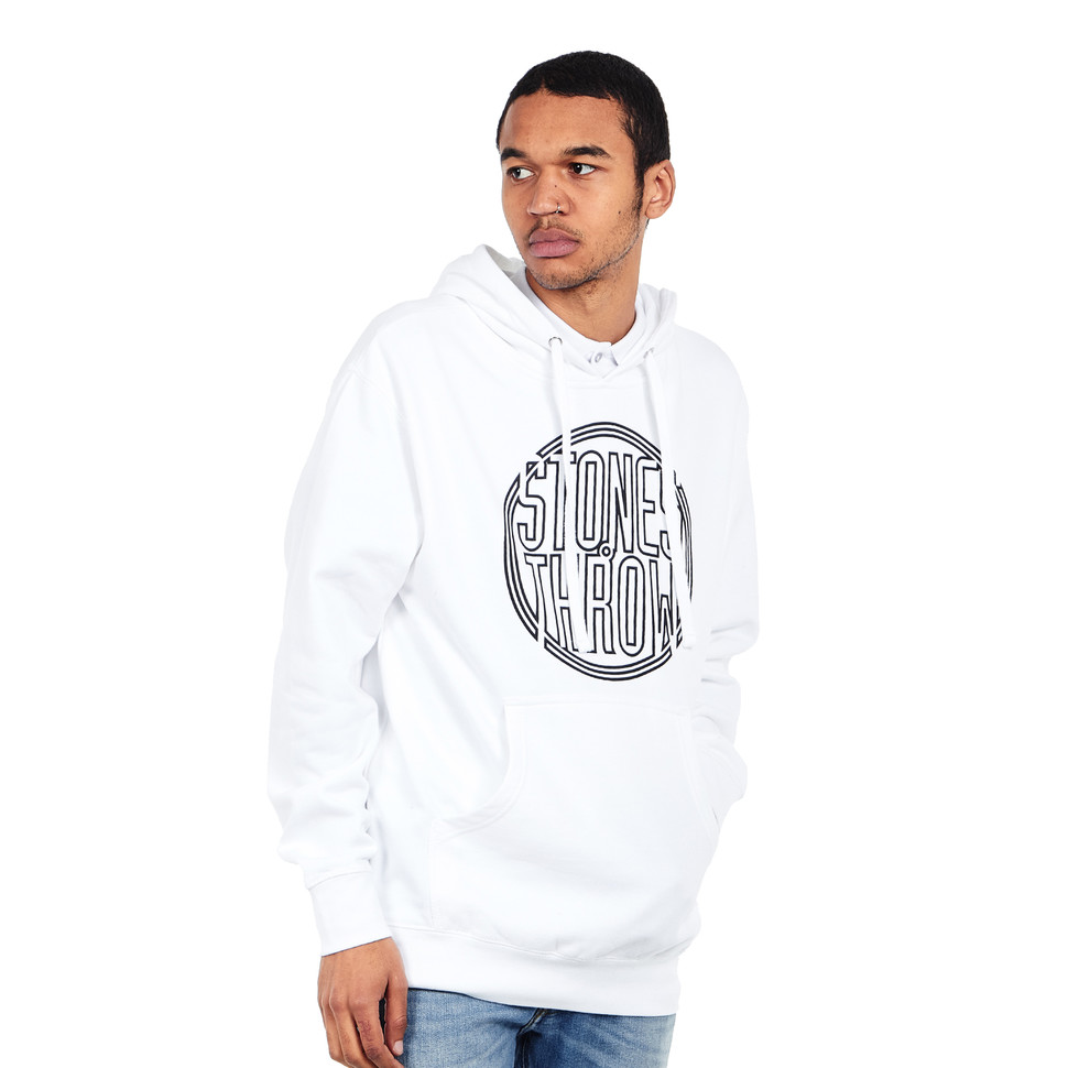 Stones Throw - Outline Pullover Hoodie