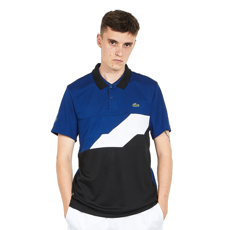 Lacoste - Run Resistant Ultra Dry Pique Knit Polo