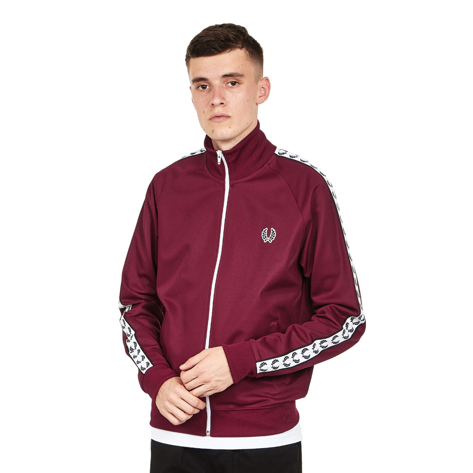 Fred Perry - Taped Track Jacket