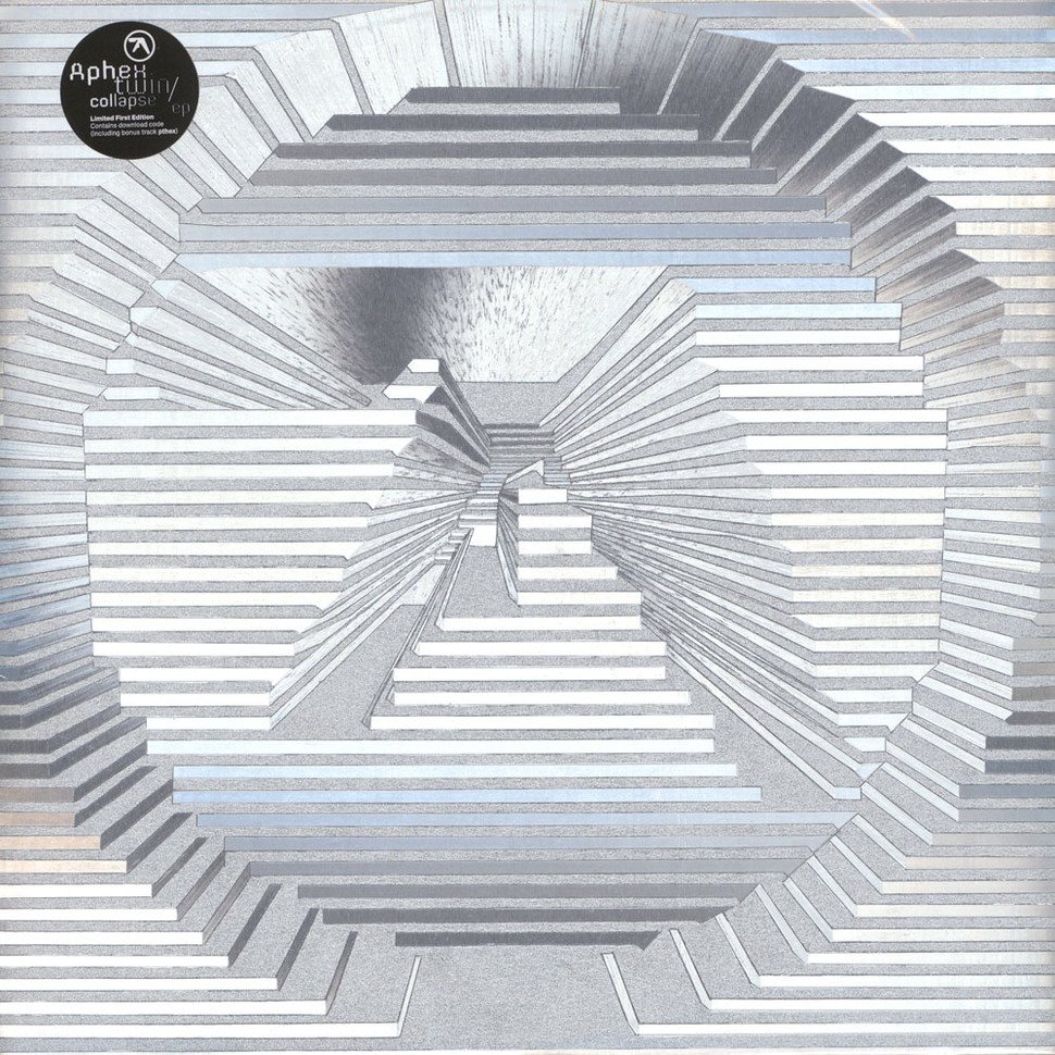 Aphex Twin - Collapse EP Limited First Edition