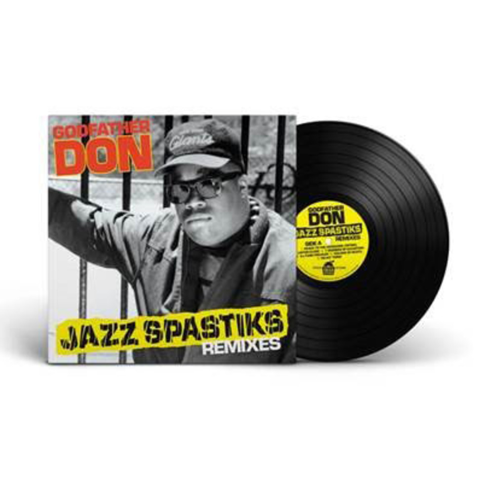 Godfather Don - Jazz Spastiks Remixes