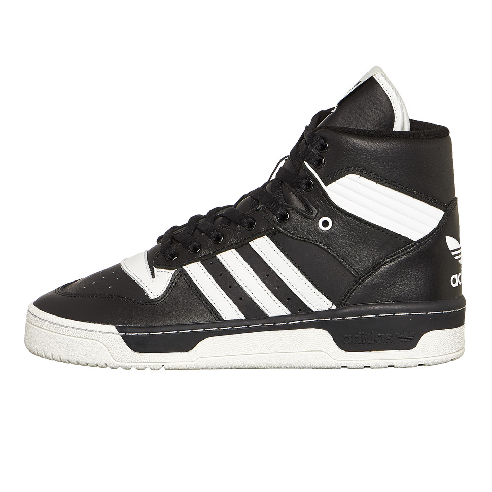 Adidas Rivalry High Top Sneakers Black