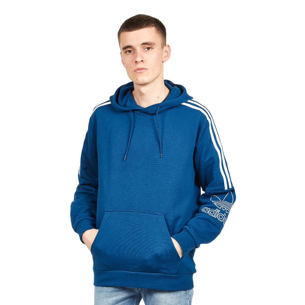 adidas Outline Hoodie S