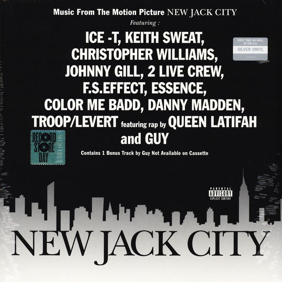 V A  - OST New Jack City Record Store Day 2019 Edition