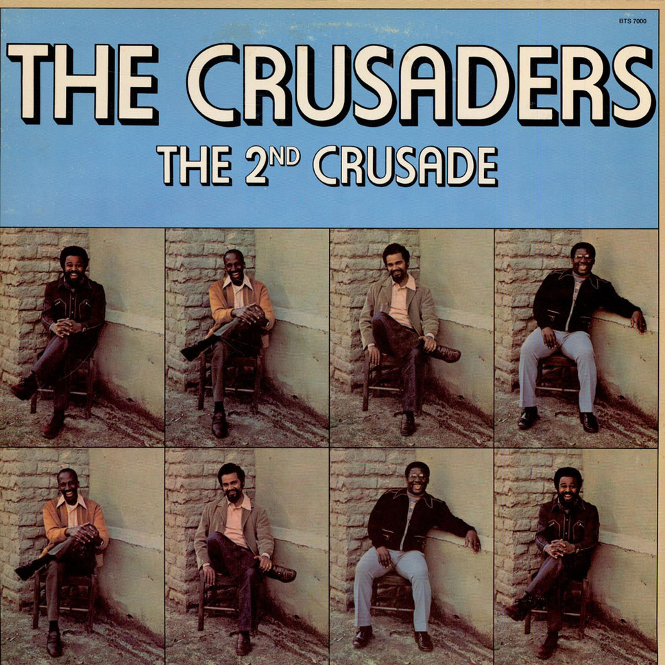 The Crusaders - The 2nd Crusade - Vinyl 2LP - US - Reissue | HHV