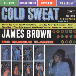 James Brown - Cold sweat