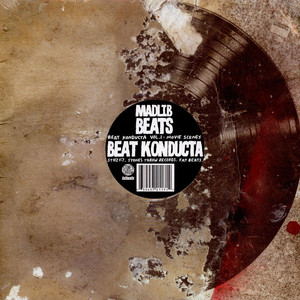 Madlib - Beat Konducta Volume 1 - Movie Scenes
