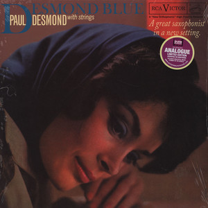 Paul Desmond - Desmond Blue