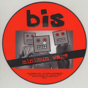 Bis / Ghosts Of Dead Airplanes - Minimum Wage