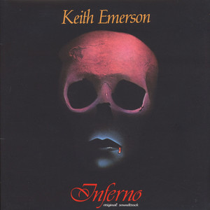 Keith Emerson - OST Inferno Black Vinyl Edition