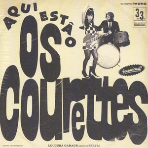 Courettes - Here Are The Courettes