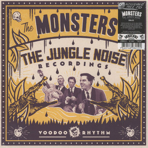 Monsters, the - The Jungle Noise Recordings