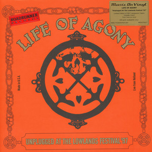 Life Of Agony - Unplugged At Lowlands 97 Transparent Vinyl Edition