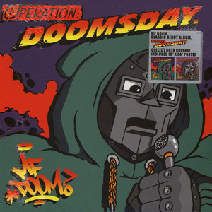 MF Doom - Operation: Doomsday Fondle Em Cover Edition