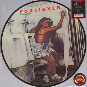 Foreigner - Head Games Picture Disc Edition
