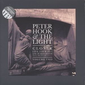 Peter Hook & The Light - Closer - Live In Manchester Volume 2