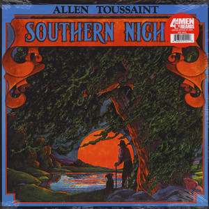 Allen Toussaint - Southern Nights Rust-Colored Vinyl Edition